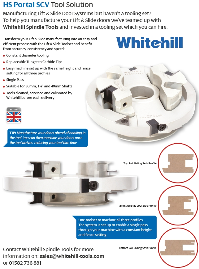 Whitehill Tooling Solution