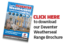 Coastal Deventer Weatherseal Brochure