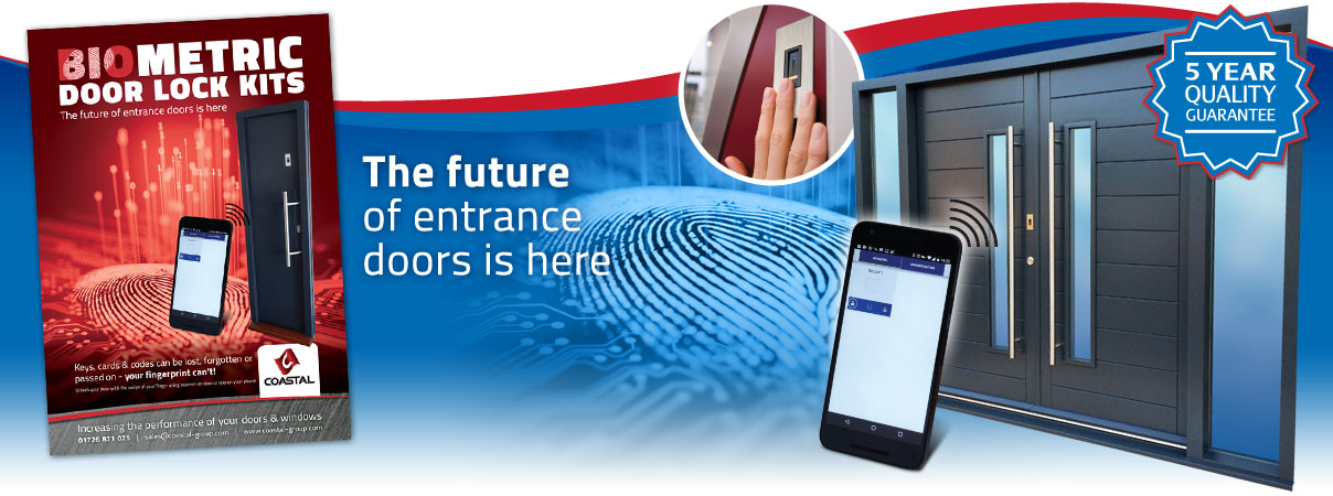 Offer Your Customers Keyless Door Entry Technology With Our