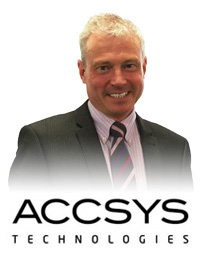 Mike Lewis - Accsys Tech